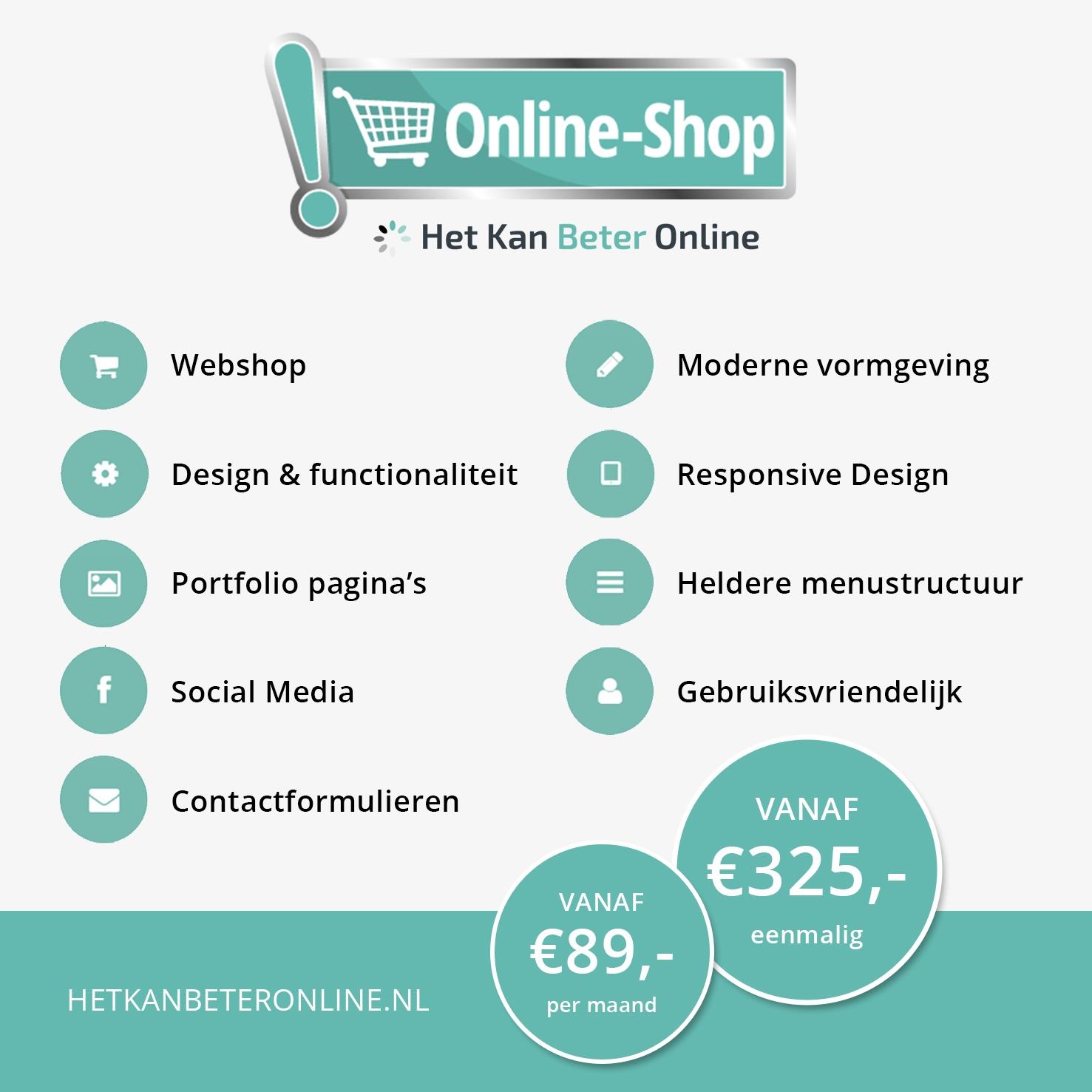 Webshop service Flevoland
